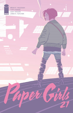 Paper Girls nº 21/30