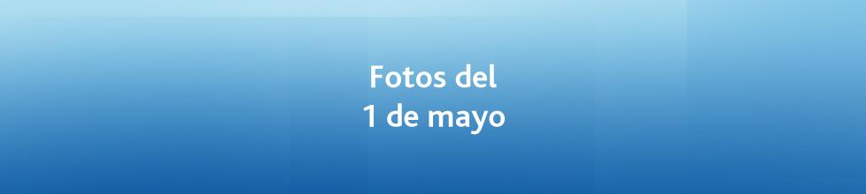 Martes 1 de mayo
